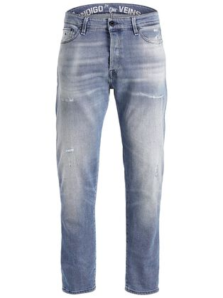 a223cfffdcf FRED ICON BL 853 TAPERED FIT JEANS