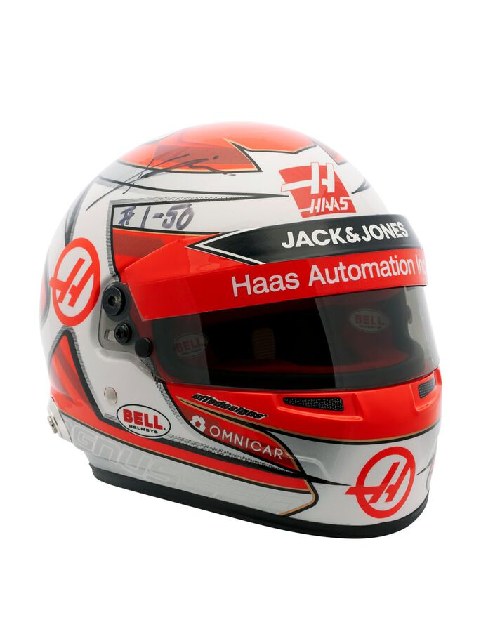 LIMITED EDITION KEVIN MAGNUSSEN HJELM, Black, large