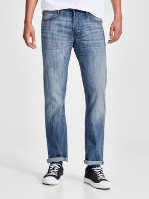 CLARK ORIGINAL GE 257 SLIM FIT JEANS