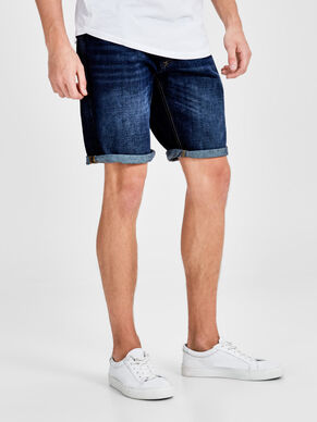 RICK ORIGINAL AM 103 DENIM SHORTS
