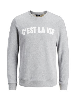 KLASSISK SWEATSHIRT