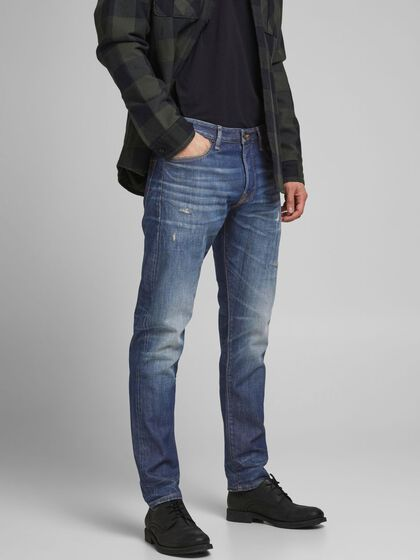 GLENN ROYAL R251 SLIM FIT JEANS