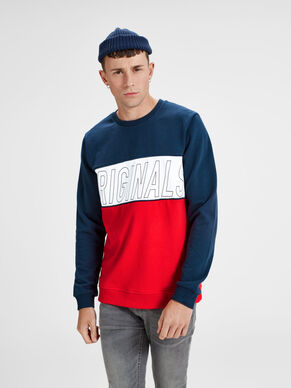 KLASSIEK SWEATSHIRT