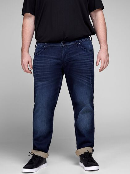 TIM LEON GE 189 I.K. PS PLUS SIZE SLIM FIT JEANS