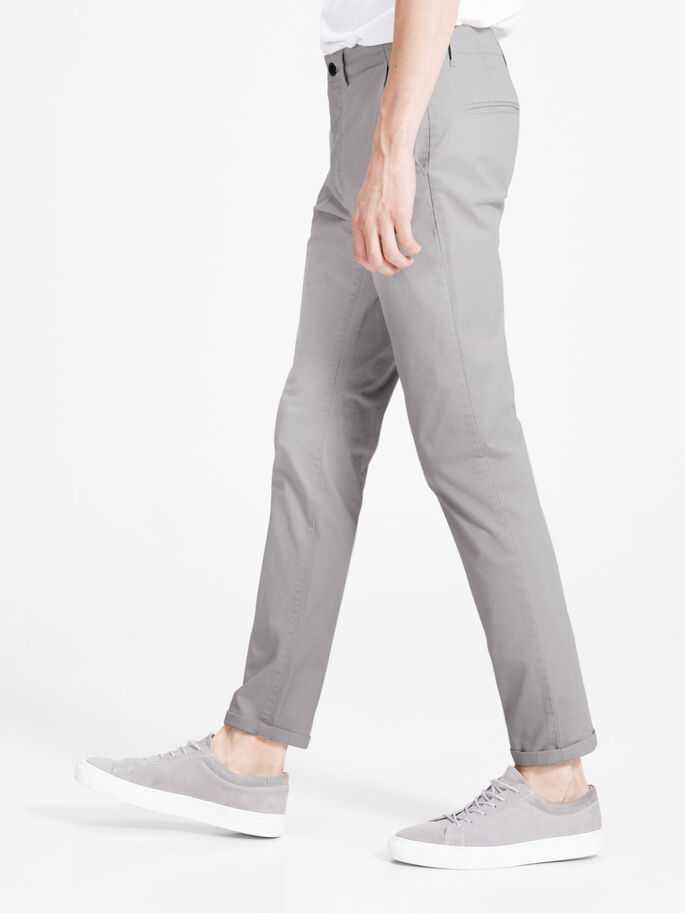 MARCO ENZO WW 420 CHINO, Ghost Gray, large