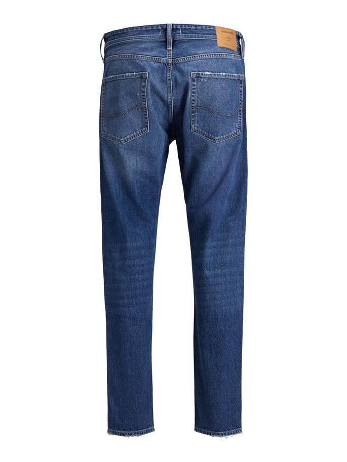 CHRIS ORIGINAL CJ 917 LOOSE FIT JEANS, Blue Denim, large