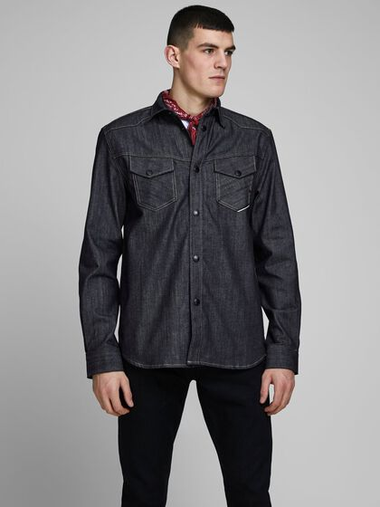 RDD DENIM OVERSHIRT