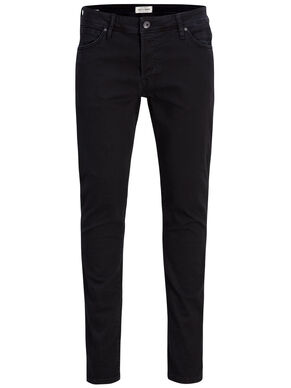 GLENN FOX AKM 353 BLACK TROUSERS