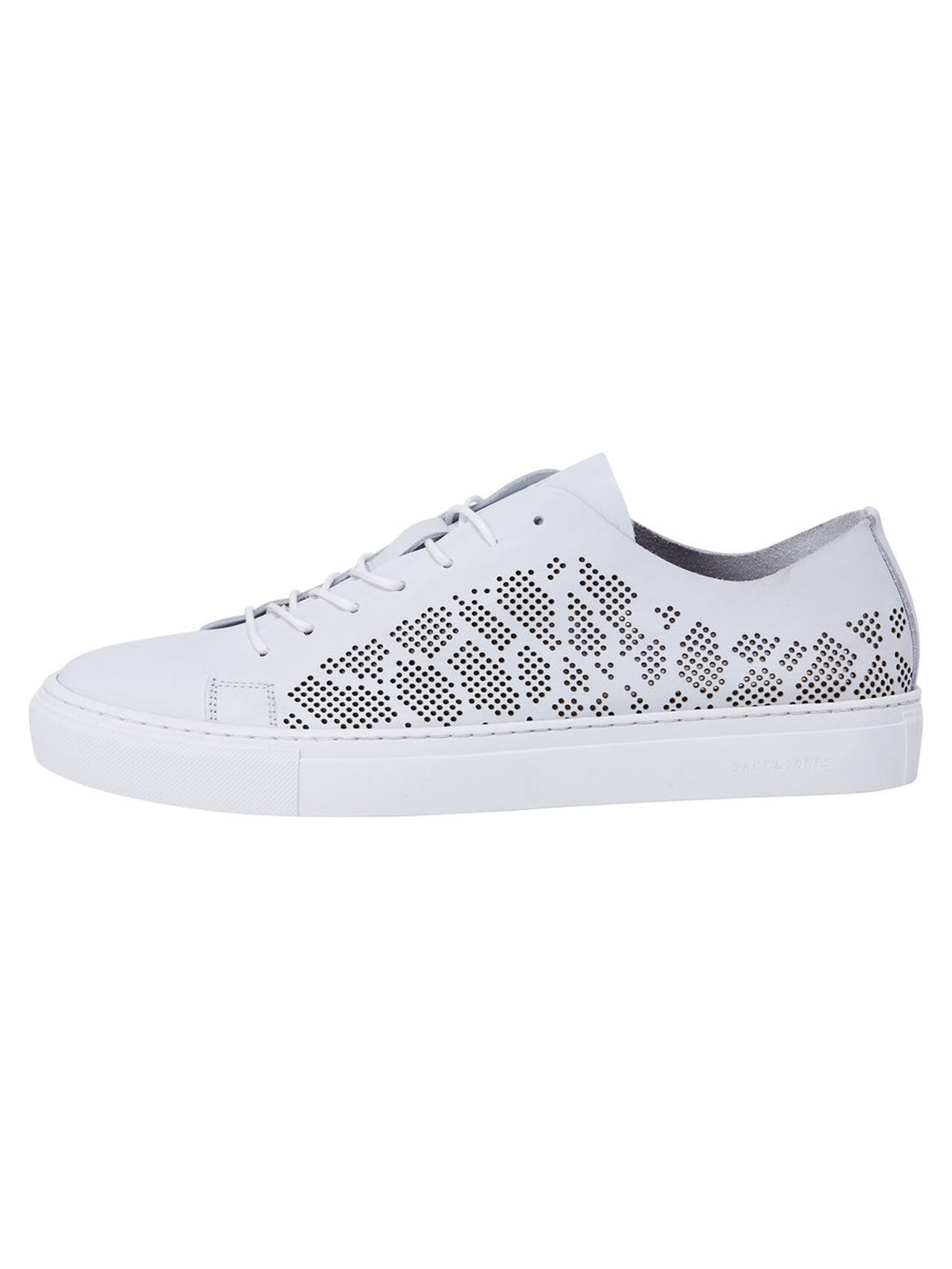 JACK & JONES Klassieke Sneakers Heren White thumbnail