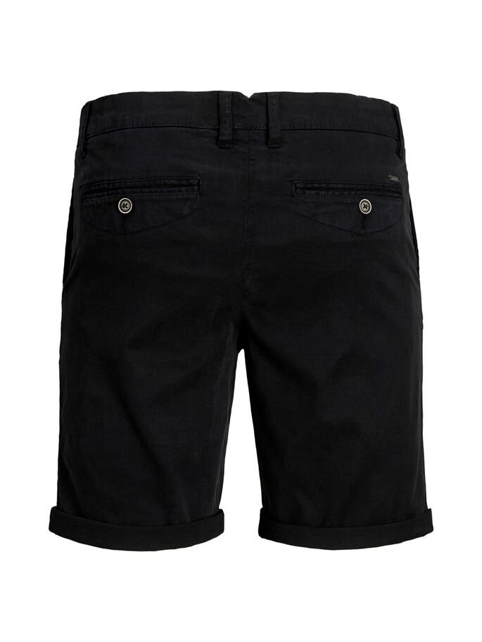 FRED JJ CHINO SHORT, Black, large