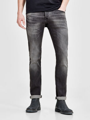 GLENN DASH GE 101 INDIGO KNIT SLIM FIT JEANS