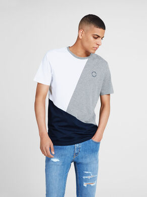 PLAIN SLIM FIT T-SHIRT