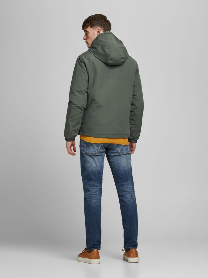 LET ANORAK, Forest Night, large