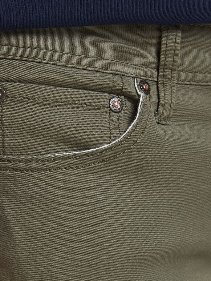 LIAM ORIGINAL AKM 1026 BROEK, Dusty Olive, large