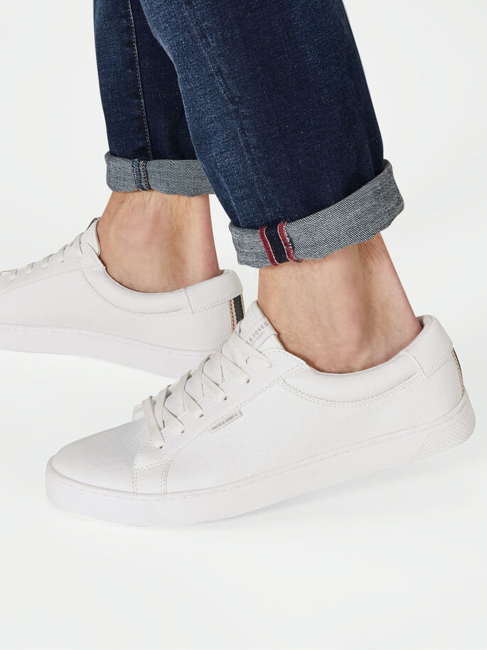 CLASSIC SNEAKERS, Bright White, large