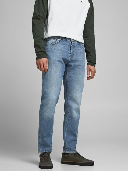 MIKE ROYAL R234 RDD COMFORT FIT JEANS