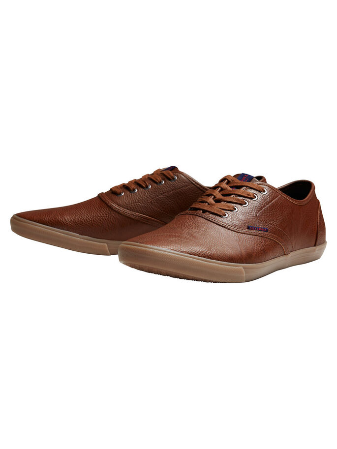 KLASSISK SNEAKERS, Cognac, large