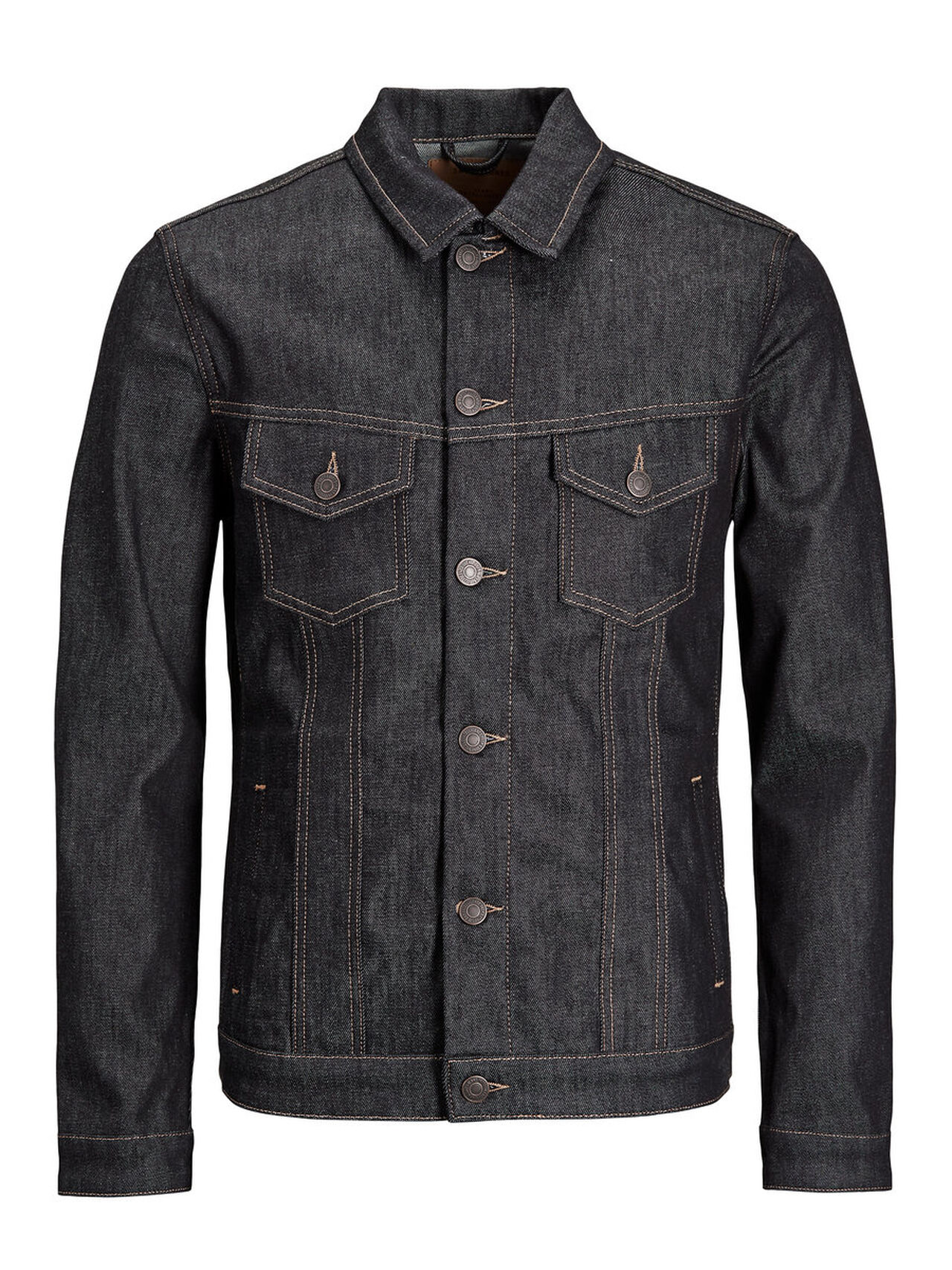 JACK & JONES Alvin Jos 430 Denim Jacket Men Blue