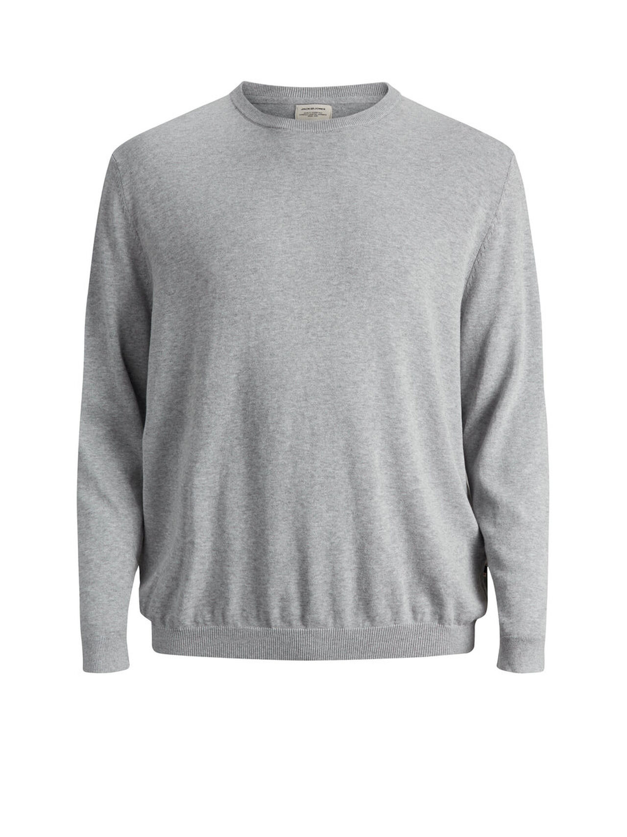 Basic Plus Size Pullover