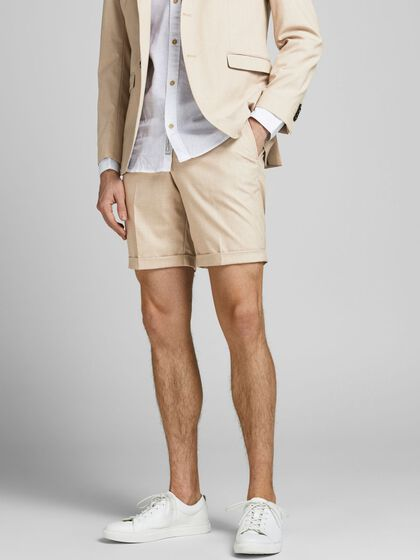 SLIM FIT CHINO SHORT