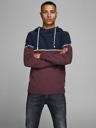 cee56f20 Hoodies for Men: White, Black, Pink & More | JACK & JONES