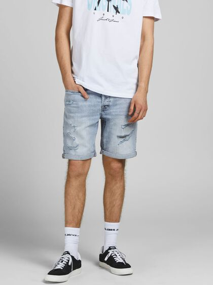 RICK ORIGINAL AM 198 DENIM SHORTS