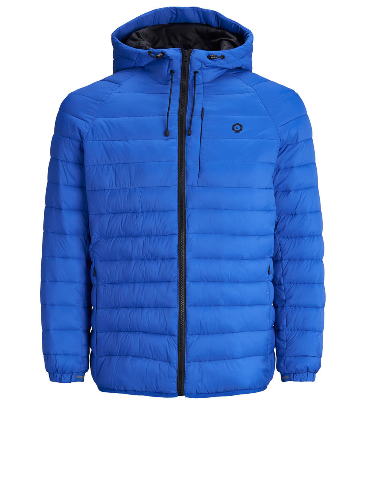 JACK & JONES Warm Jacket Men Blue