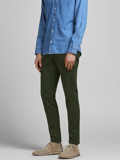 MARCO BOWIE CHINOS