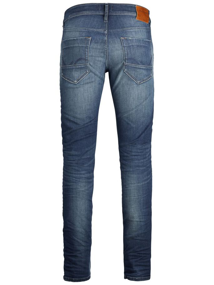 GLENN ROCK JJ 358 SPS SLIM FIT JEANS, Blue Denim, large