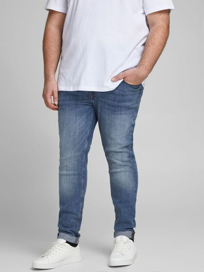 LIAM ORIGINAL AM 714 PLUS SIZE SKINNY FIT JEANS