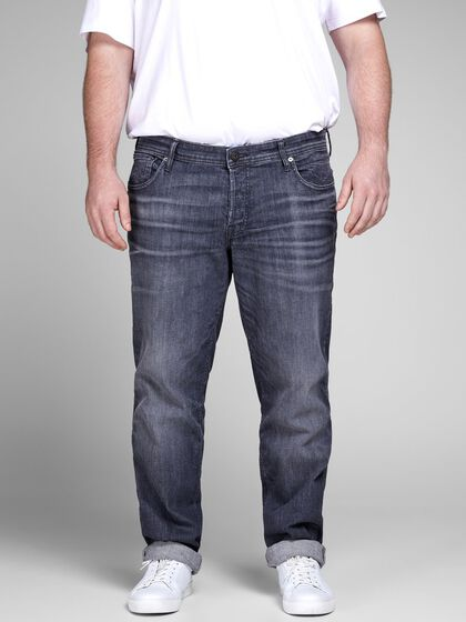 TIM ORIGINAL JJ 102 PS PLUS SIZE SLIM FIT JEANS