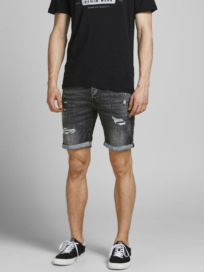 RICK FOX DENIM SHORTS