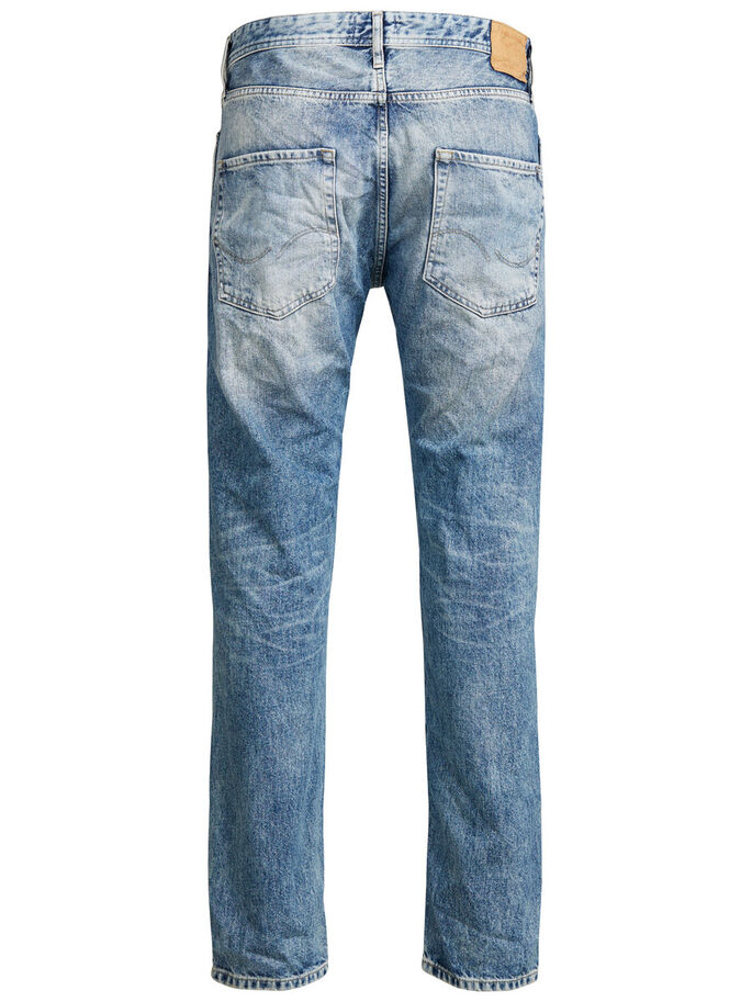 ERIK ORIGINAL JOS 171 ANTI-FIT JEANS, Blue Denim, large
