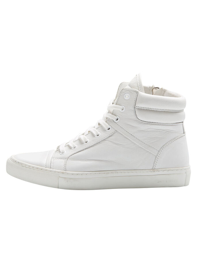 HIGH TOP- SNEAKER, Bright White, large