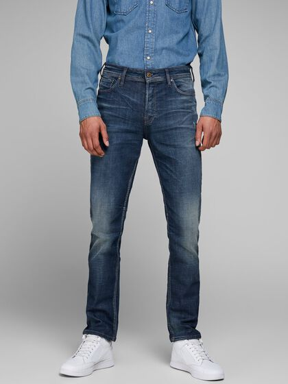 TIM ORIGINAL JOS 942 JEANS À COUPE SLIM/STRAIGHT