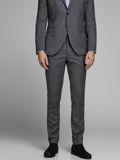 SUPER SLIM FIT SUIT TROUSERS