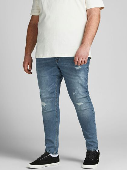 LIAM ORIGINAL NA 101 PLUS SIZE SKINNY FIT JEANS