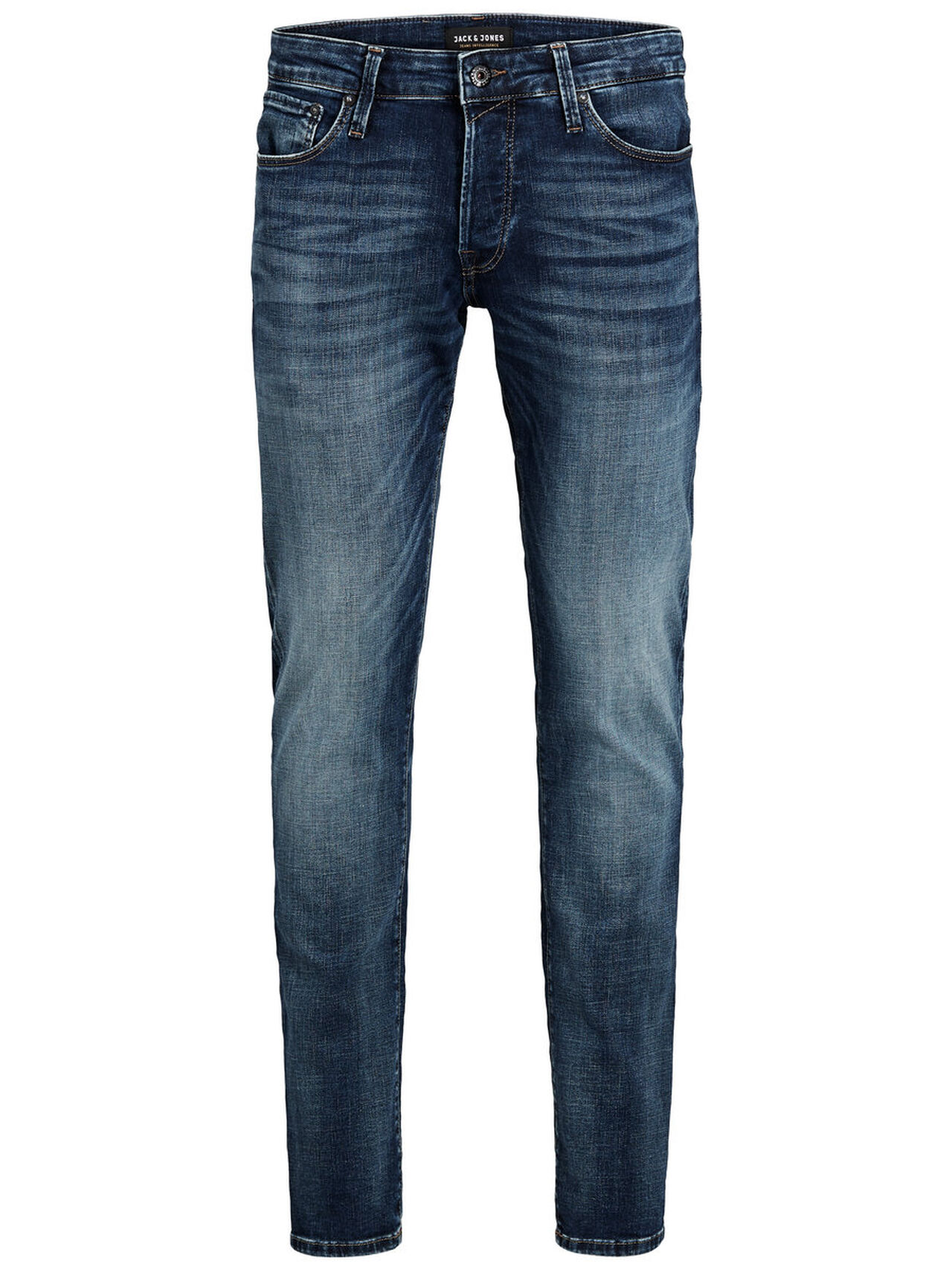 Image of JACK & JONES Glenn Con 057 50sps Slim Fit Jeans Mænd Blå (22017890077)