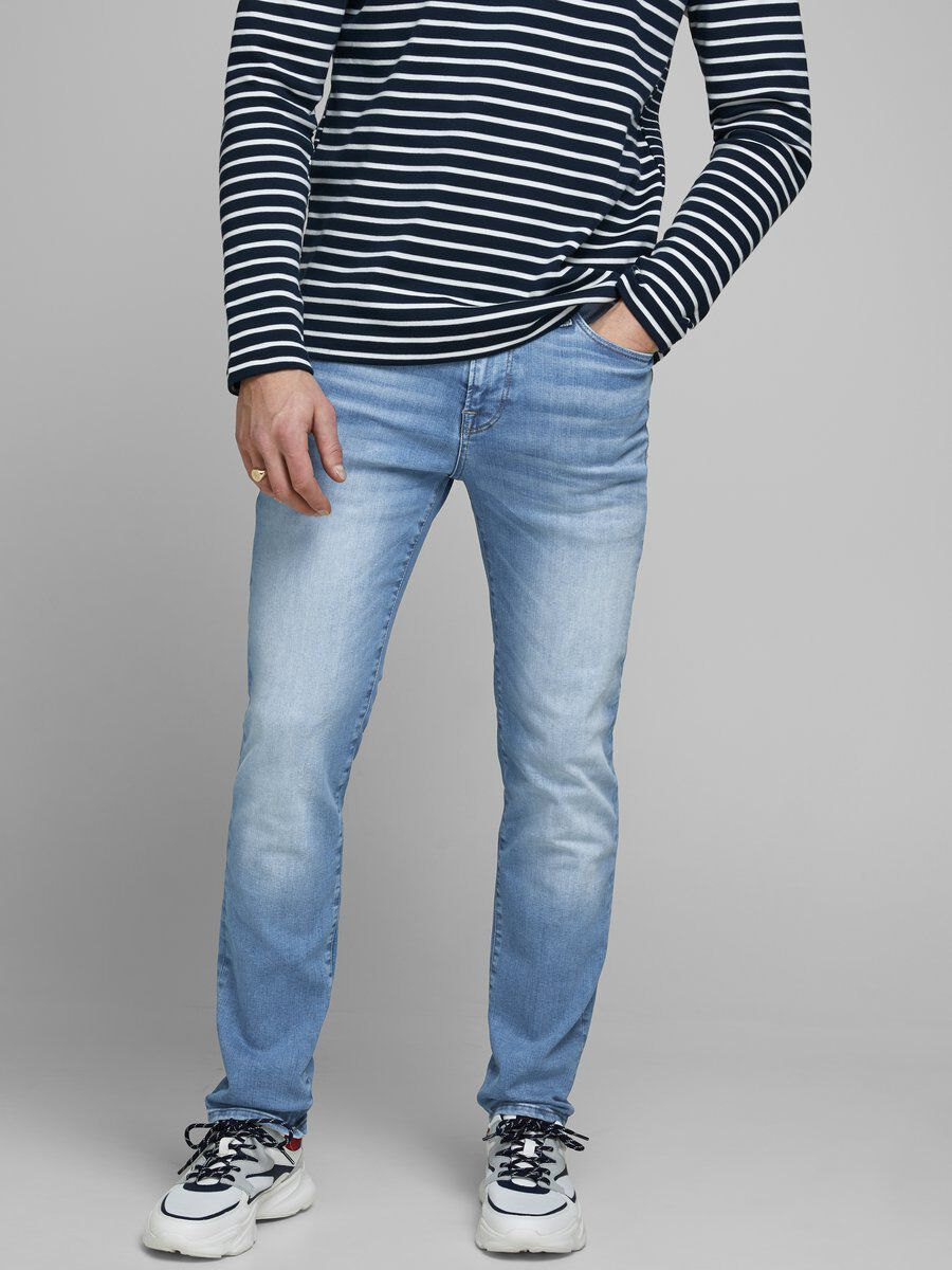 Regular Fit Jeans voor Heren | Moderne Styling | JACK & JONES