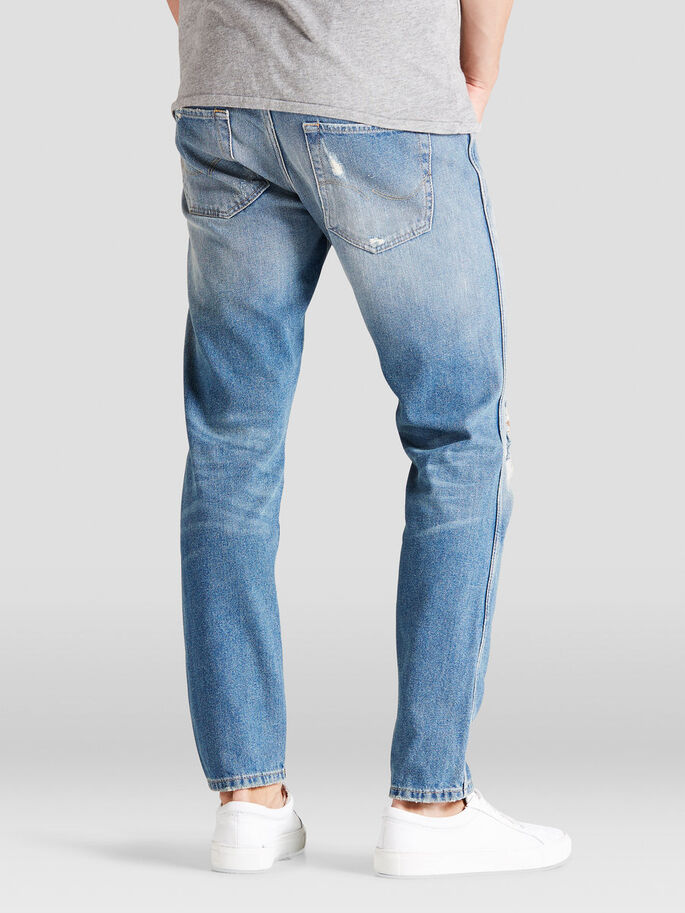 ERIK ORIGINAL JOS 170 ANTI-FIT JEANS, Blue Denim, large