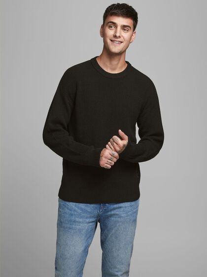KNITTED KNITTED PULLOVER