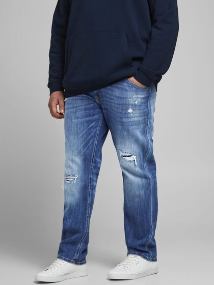 GLENN FOX GE 740 PLUS SIZE SLIM FIT JEANS
