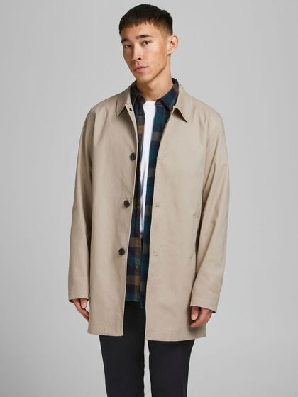 BOMULDS TRENCHCOAT