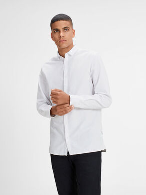 OXFORD CAMISA DE MANGA LARGA
