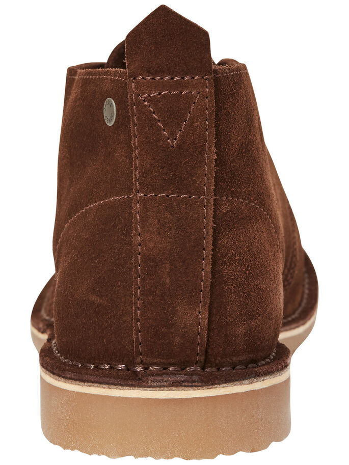 DE ANTE BOTAS, Chocolate Brown, large