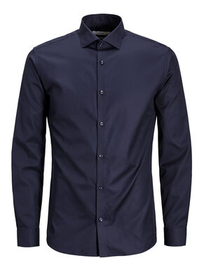 BUSINESS LONG SLEEVED SHIRT
