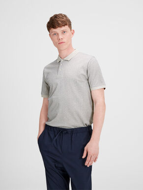 SLIM FIT POLOSKJORTE