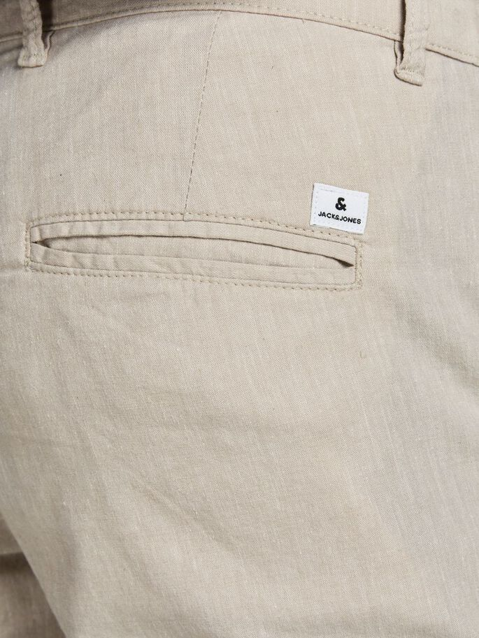 MARCO DAVE LINO CHINOS, White Pepper, large