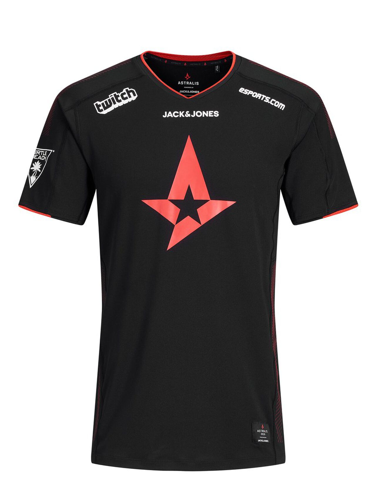 Astralis Official Esport Player Jersey