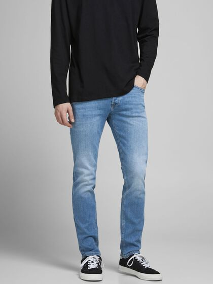 TIM ORIGINAL AM 786 JEANS À COUPE SLIM/STRAIGHT
